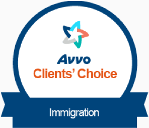 Rated Client's Choice on Avvo